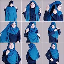 simple hijab styles tutorial segi empat tudung 4 segi bidang besar hijab styles pinterest hijabs