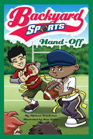 Backyard Sport Games Backyard Sports Book Series Erik Haldi