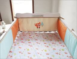 Oval Crib Bedding Mini Cribs Solid Color Hypoallergenic Cotton Oval Cribs Shabby