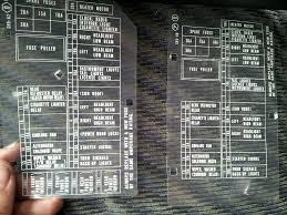 90 91 civic crx under dash fuse box diagrams efsedan com