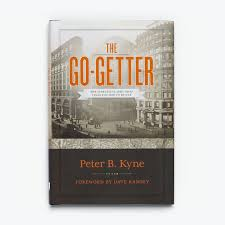 the go getter hardcover book