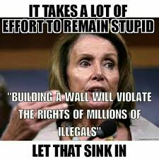 Right In The Childhood Meme - fact check did nancy pelosi say building a wall will violate the