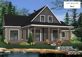 rear view house plans house plan w3914 v5 detail from drummondhouseplans com