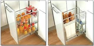 meuble de cuisine coulissant tiroir de cuisine coulissant rangement coulissant pour cuisine
