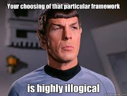 Spock Memes - the spock epic part 1 the final frontier of tdd universal language