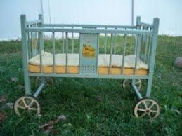 cribs with wheels foter