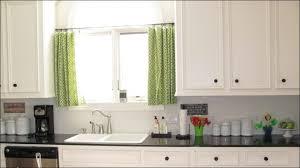 Farmhouse Kitchen Curtains by Kitchen Burlap Kitchen Curtains Long Kitchen Curtains Country