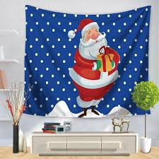 online get cheap christmas wall tapestry aliexpress com alibaba my house christmas tapestry home decor xmas wall hanging tapestry boho bedspread beach blanket wall carpet