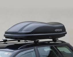 porta pacchi auto box auto da tetto farad 400 lt nero goffrato f3 baule