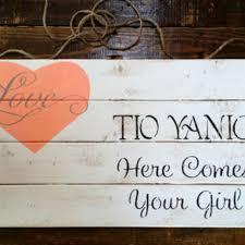Pallet Wedding Decor Shop Personalized Rustic Wedding Signs On Wanelo