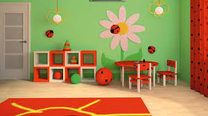 chambre fille vert rentrée le top 5 des couleurs dans la chambre d enfant trouver