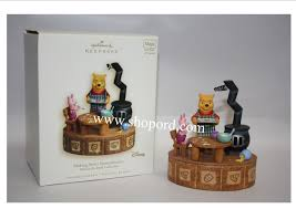 hallmark 2007 sweet rememberies disney winnie the pooh