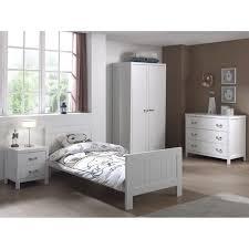 meuble blanc chambre lewis meuble de chambre 4 pièces blanc achat vente chambre