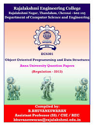 ec6301 oops and data structures anna university question papers