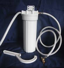 shower filter and kitchen purifier water purifier system air