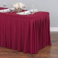 8 ft table skirt new arrivals linen tablecloth