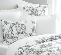 navy and white floral duvet cover navy floral bedding set navy