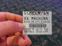 Ex Machina 2015 Movie Review 251