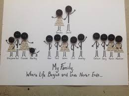 390 best family tree crafts images on pinterest stick figures