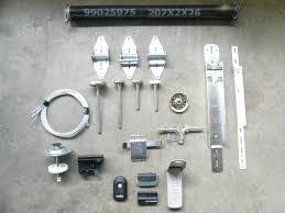 Garage Door Assembly by Garage Ideas Double Garage Door Install Cost