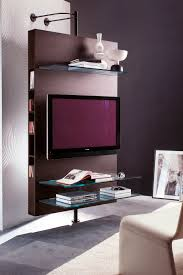 Contemporary Tv Cabinets For Flat Screens Contemporary Tv Cabinet Swivel Wooden Mediacenter By T