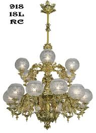 Antique Reproduction Chandeliers Vintage Hardware Lighting Reproduction Gas Lighting
