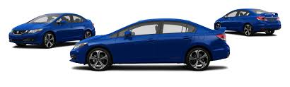 2014 honda civic si 4dr sedan w summer tires research groovecar