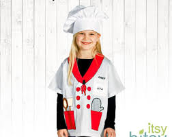 chef costume chef costume etsy