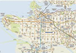 Map Of Vancouver Canada Vancouver Real Estate Market