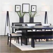 black dining table with bench black dining room bench exciting black dining room set with bench 25