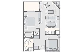 odyssey floor plan bluegreen odyssey dells bluegreen vacations