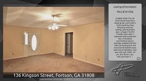 136 kingson street fortson ga 31808 youtube
