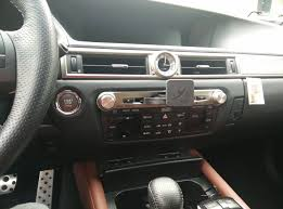 2007 lexus gs 350 for sale in virginia a good cell phone mount for the gs finally page 3 clublexus