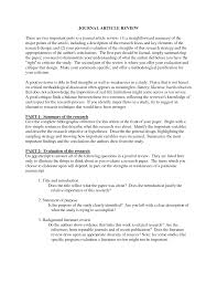 Research Objective Statement Example Critique Essay