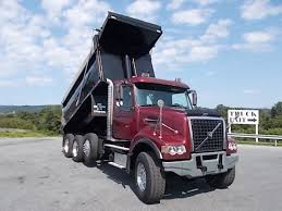 2006 volvo truck models volvo tri axle steel dump truck for sale 11708