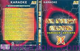 opm spotlight karaoke dvd 1
