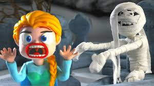 funny halloween pranks frozen elsa halloween mummy attack spiderman pranks for