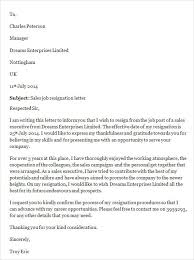 letters of resignation resignation letter what is a letter of