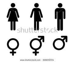 unisex symbol stock images royalty free images u0026 vectors