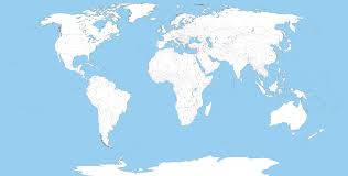Blank Russia Map by World Map With Subdivisions Updated By Dinospain On Deviantart
