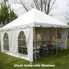 linen rentals miami 20x20 tent rental in miami miami party supply