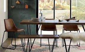 Dining Leather Chair Six Of The Best Stylish Dining Chairs Bright Bazaar By Will