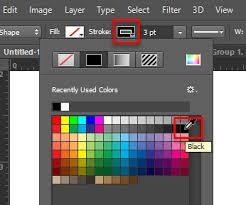 membuat garis 3d di photoshop cara membuat garis putus putus di adobe photoshop