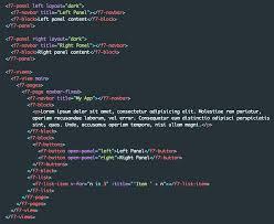 framework7 full featured mobile html framework for building ios