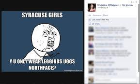 Syracuse Meme - top 15 su memes cus basement