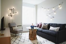 How To Decorate A Long Wall In Living Room 11 Ways To Light Up Your Dorm Room Without Burning It Down Hgtv