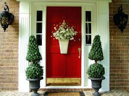 Unique Door Decoration For Christmas by Front Doors Front Door Ideas Image Of Front Door Decorating