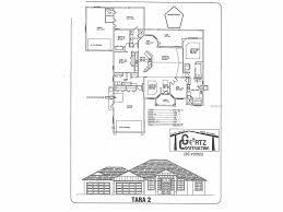 Tara Floor Plan by 17811 Roanwood Court Parrish Fl 34219 Mls A4177561
