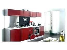 cuisine complete avec electromenager pas cher meuble cuisine tout en un cuisine tout equipee avec electromenager