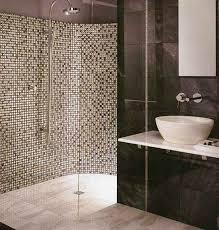 badezimmer in braun mosaik mosaik badezimmer cabiralan